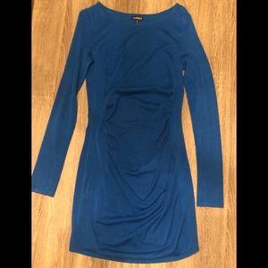 Express Bodycon Sweater Dress